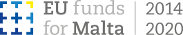 EU Funds For Malta Logo