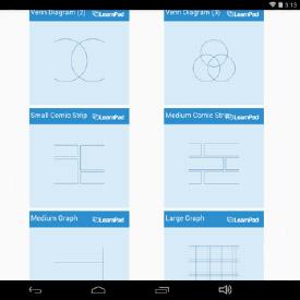Workspace App Background Templates
